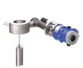 244LD LevelStar transmisor buoyancy inteligente con tubo de torsión de Nivel de Líquido, Interfase y Densidad