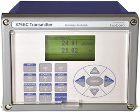 876EC Electrodeless Conductivity Transmitter
