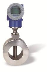 84W Wafer Vortex Flowmeter