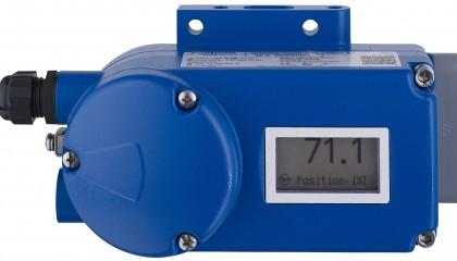 SRD998 Posicionador Foxboro® para Válvula – Control Inteligente